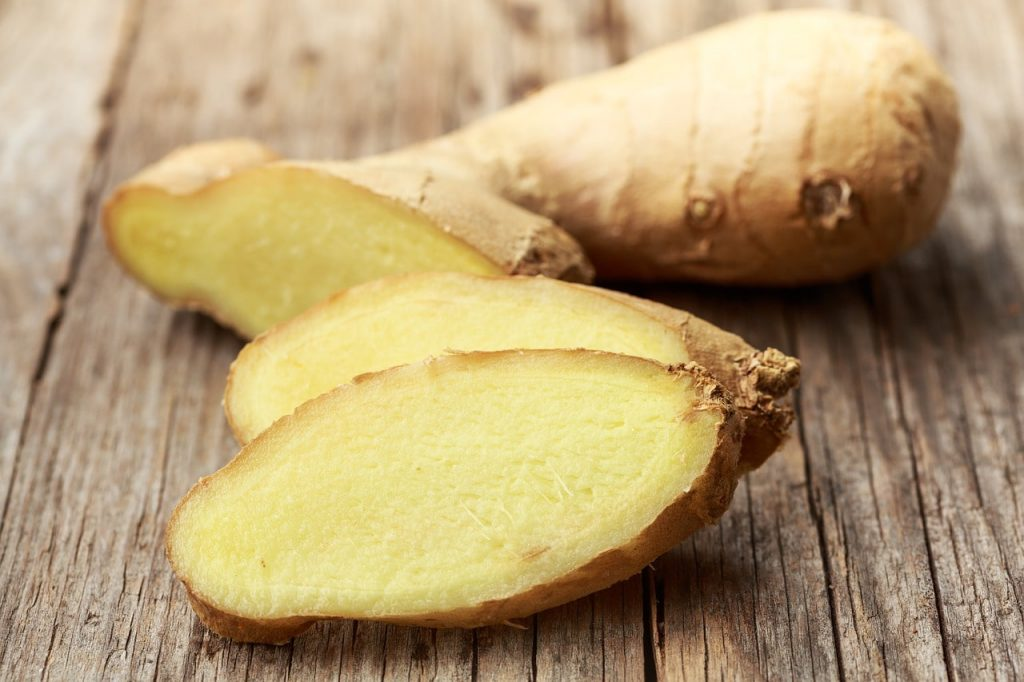 ginger gut health herbal medicine
