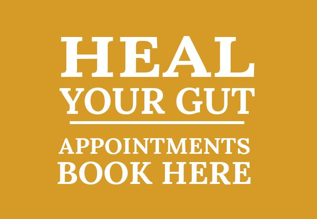 heal your gut appointments